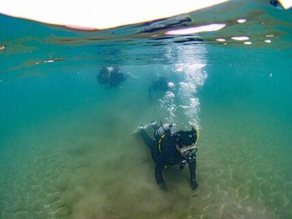 2021年GW八日目は体験ダイビング