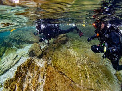 水中写真講座、基礎最終章。