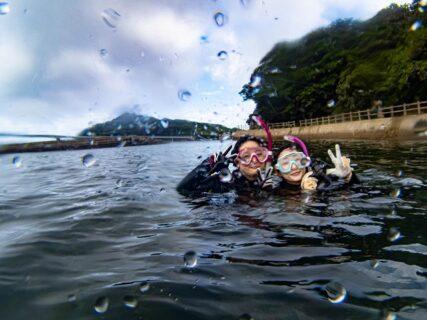 初めてでもココまで出来る体験ダイビング